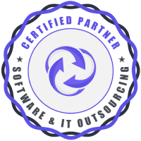 Sertified partner. Software & IT outsourcing