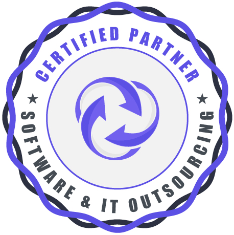 Certified outsourcing partner: Software & IT Outsourcing