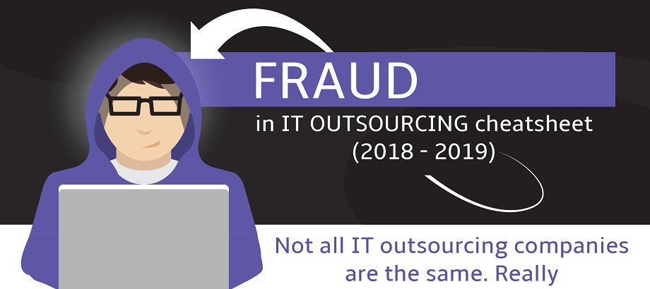 fraud in it outsourcing