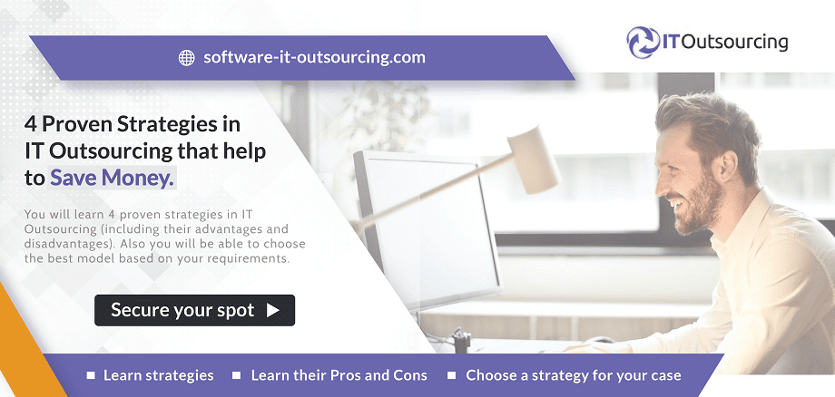 4 strategies in it outsourcing pros and cons (advantages and disadvantages)